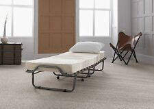 Clark Folding Guest Bed Spare Room Foldaway Bed With Memory Foam Mattress