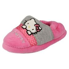 Girls Hello Kitty Full Slippers, Persian
