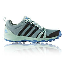 Adidas Tracerocker Womens Blue Trail Outdoors Walking Camping Shoes Pumps