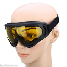 Cycling Riding Windproof Glasses Motorcycle Dustproof Goggles CS Frame Eye Glass