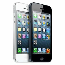 Apple iPhone 5 16G/32GB (Factory Unlocked) Smartphone White/Black with Box