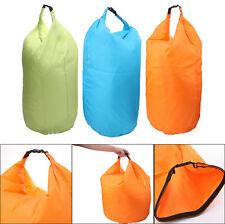 70L Waterproof Dry Bag Water Resistant Canoe Camping Kayaking Floating Boating