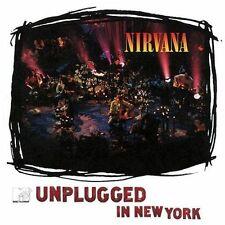 MTV Unplugged in New York by Nirvana (US) (CD, Oct-1994, DGC)