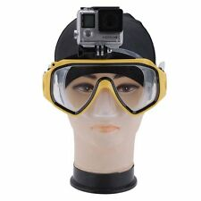 Diving Glasses Dive Scuba Mask Mount Accessory For GoPro Hero 5 4 3+ 3 2 SJ4000