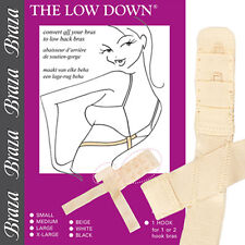 Ladies/Womens Braza The Low Down 2 Hook 6026 Nude