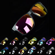 Fashion Elegant Men Women Vintage Mirror Sunglasses Outdoor Sports Glasses UV400