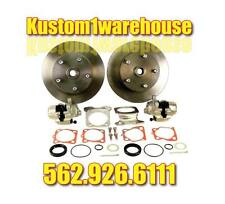 Rear disc brake conversion kit for 68-79 VW 5 lug Chevy without emergency brake
