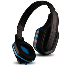 Gaming Headset Earphone Headphone with MIC For XBOX360 PS4 PC MAC
