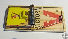 1 OR 1,000 NEW VICTOR MOUSE TRAP M325 PRO HOLDFAST FREE SHIPPING