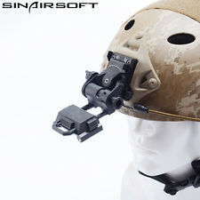 Tactical Helmet Parts L4G24 NVG Mount 100% Plastic for Airsoft CS Game Cosplay