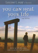 Inspirational You can heal your Life - The Movie DVD 2007 LOUISE L. HAY NEW