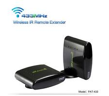 433.92 MHz Wireless IR Remote Extender Repeater with Long Range Transmit PAT-433