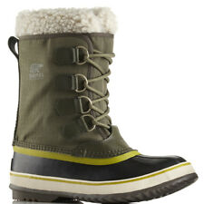 Ladies Sorel Winter Carnival Rain Lace Up Winter Walking Fur Boots All Sizes