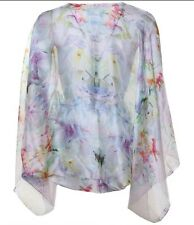 NEW Ted baker hanging gardens cape scarf