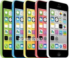 AT&T iPhone 5c 16GB Apple Factory Unlocked Smartphone T-Mobile GSM Clean ESN