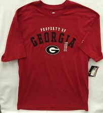 Georgia Bulldogs NCAA Property Of T-Shirt - NWT