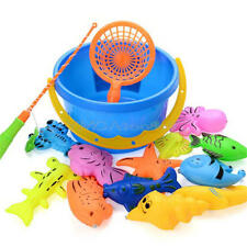 Fisher price toy fishing rod and fish ebay for Fisher price fishing pole