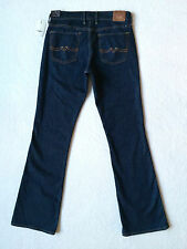 LUCKY BRAND Sweet' N Low Mid Rise Boot Cut Dark Wash Womens Jeans *NEW*