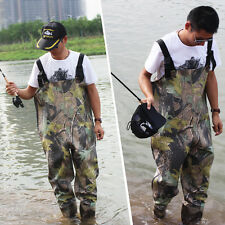Boot-Foot Chest Waders Waterproof Large Bass Fly Fishing Hunting Boot Waders