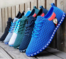 Men's Casual Breathable Mesh Loafers Sneakers Driving Moccasins Running Shoes SS