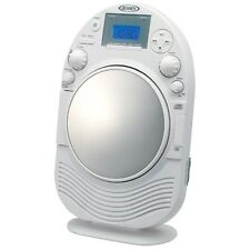 Jensen AM/FM Stereo Shower Radio/CD with Mirror