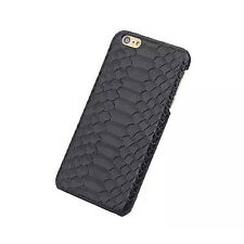Levanpro Python Embossed Genuine Leather Case Housing Cover for iPhone 6 6 Plus