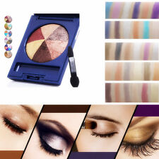 6 Color Beauty Matte Eye Shadow Makeup Eye Shadow Palette Cosmetic Shimmer Set