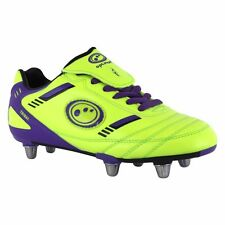Optimum Tribal Junior Rugby Boots - Yellow