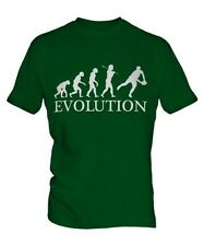 RUGBY EVOLUTION OF MAN MENS T-SHIRT TEE TOP GIFT CLOTHING JERSEY