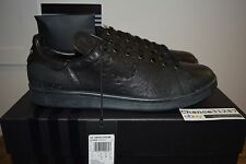 Raf Simons x Adidas Stan Smith Aged Black S74620  sz. 10.5