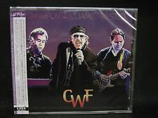 CHAMPLIN WILLIAMS FRIESTEDT (CWF) ST + 2 JAPAN CD Toto Chicago Sons Of Champlin