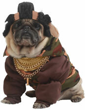 Pet Pity the Fool Dog Mr T A Team Baracus Ba Fancy Dress Costume