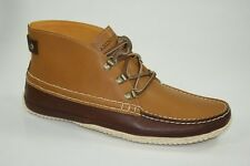 Timberland Abington CAMP Chukka Boots Boat Lace up Moccasins Men's Shoes