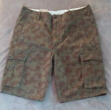 Levis Camo Cargo Shorts NWT Mens NEW Relaxed Fit Woodland