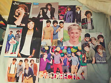 One Direction 1D 37 Posters Clippings Harry Styles Liam Niall Zayn Louis Fetus