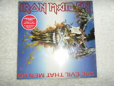 "Iron Maiden: ""Evil That Men Do"" Ltd. Ed. US Vinyl Single"