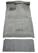 1987-1996 Ford F-250 Crew Cab 4WD Automatic Cutpile Factory Fit Carpet