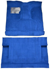 1975-1979 Ford F-250 Crew Cab 2WD 4 Speed Cutpile Factory Fit Carpet