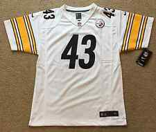 Troy Polamalu Pittsburgh Steelers Nike Jersey Youth Large (14/16) or XL (18/20)