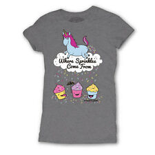 David and Goliath Womens T-shirt - Where Sprinkles Come From