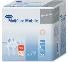 NEW MOLICARE Mobile Pants 14pk Personal Assistive Mobility Equipment