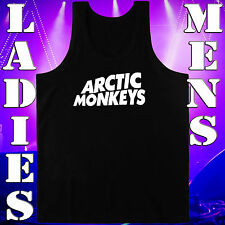 ARCTIC MONKEYS SINGLET – T SHIRT – TEE – TEENS AND ADULTS SIZES