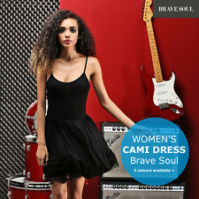 Brave Soul Cami Womens Girls Dress Summer Fall Fashion Straps Festivals New Sale