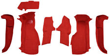 1994-1996 Chevrolet Corvette Front Set without Door Panels Cutpile Carpet