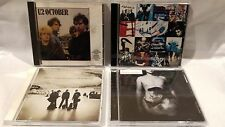Lot of 4  U2 Music CDs