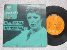 "DAVID BOWIE 45 VINYL RECORD EP 7"" CAR"