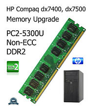 2GB Kit DDR2 Memory Upgrade For HP Compaq dx7500 Microtower (Non-ECC PC2-5300U)