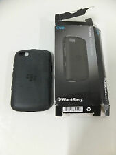 GENUINE BLACKBERRY LIGHTWEIGHT SOFT SHELL CASE FOR 9720 PHONE BLACK BRAND NEW