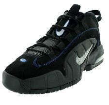 Nike Air Max Penny 1 I Hardaway Black Royal Blue Orlando Magic 685153 001 Sz 10