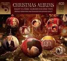 VARIOUS-EIGHT CLASSIC CHRISTMAS ALBUMS VOL 2  CD NEW